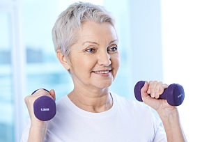 Strength training for older adults is important